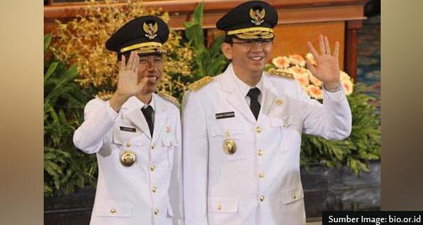 Biografi Joko Widodo Sebagai Gubernur DKI Jakarta