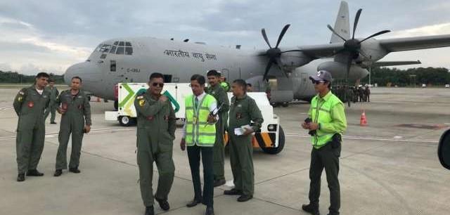 India launches 'Operation Samudra Maitri' to help tsunami-hit Indonesia