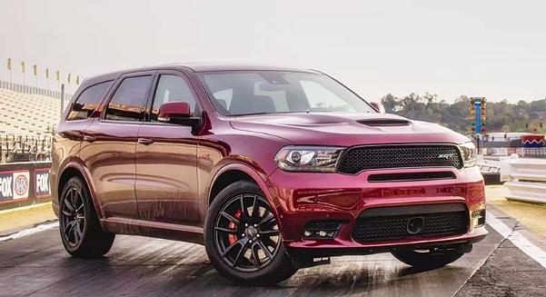 2021 Dodge Durango Redesign