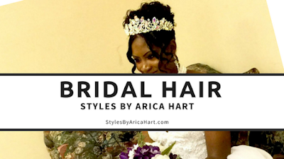 Black Bridal Hairstyles