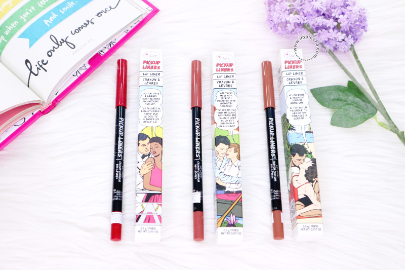 The Balm Pick Up Liners
