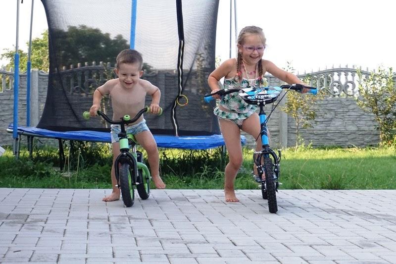 rowerek biegowy i hulajnoga milly mally mimulo.pl