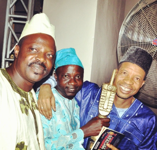 yoruba movies academy awards 2014