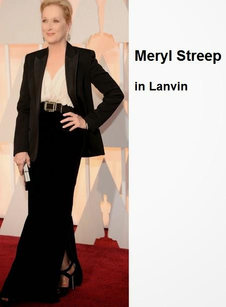 Meryl%2BStreep%2Bin%2BLanvin - Look Óscares 2015
