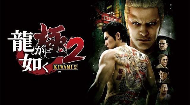 Game Yakuza Kiwami 2 Mendapat Versi PC!!