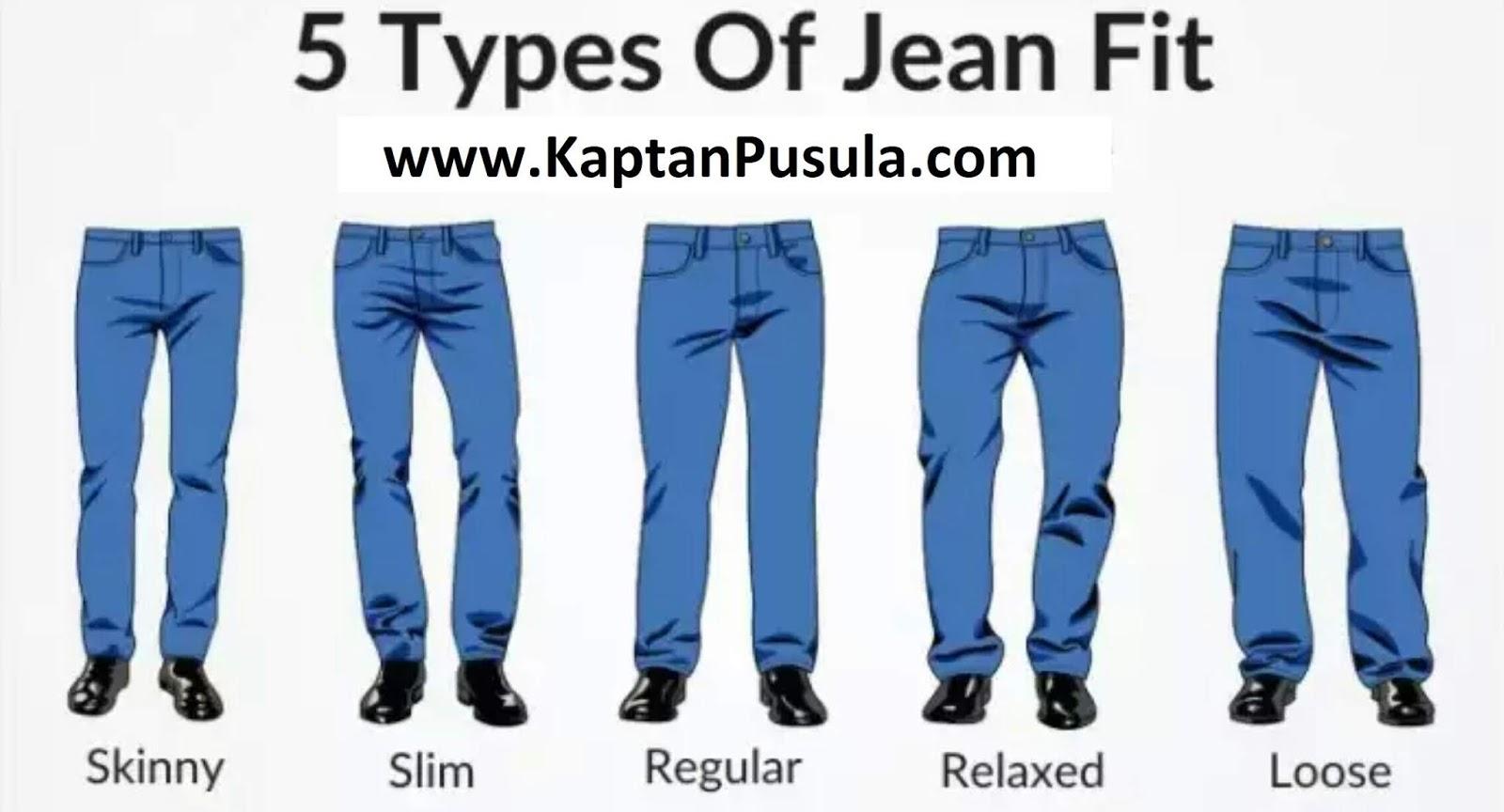 Vücut Şekline Göre Kot Pantolon Nasıl Seçilmeli