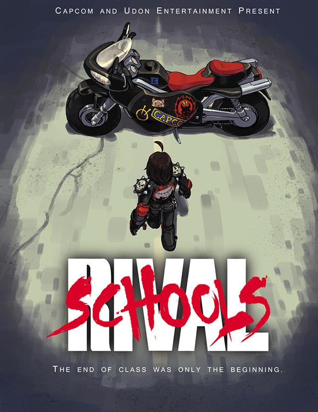 Rival Schools vs. Akira
