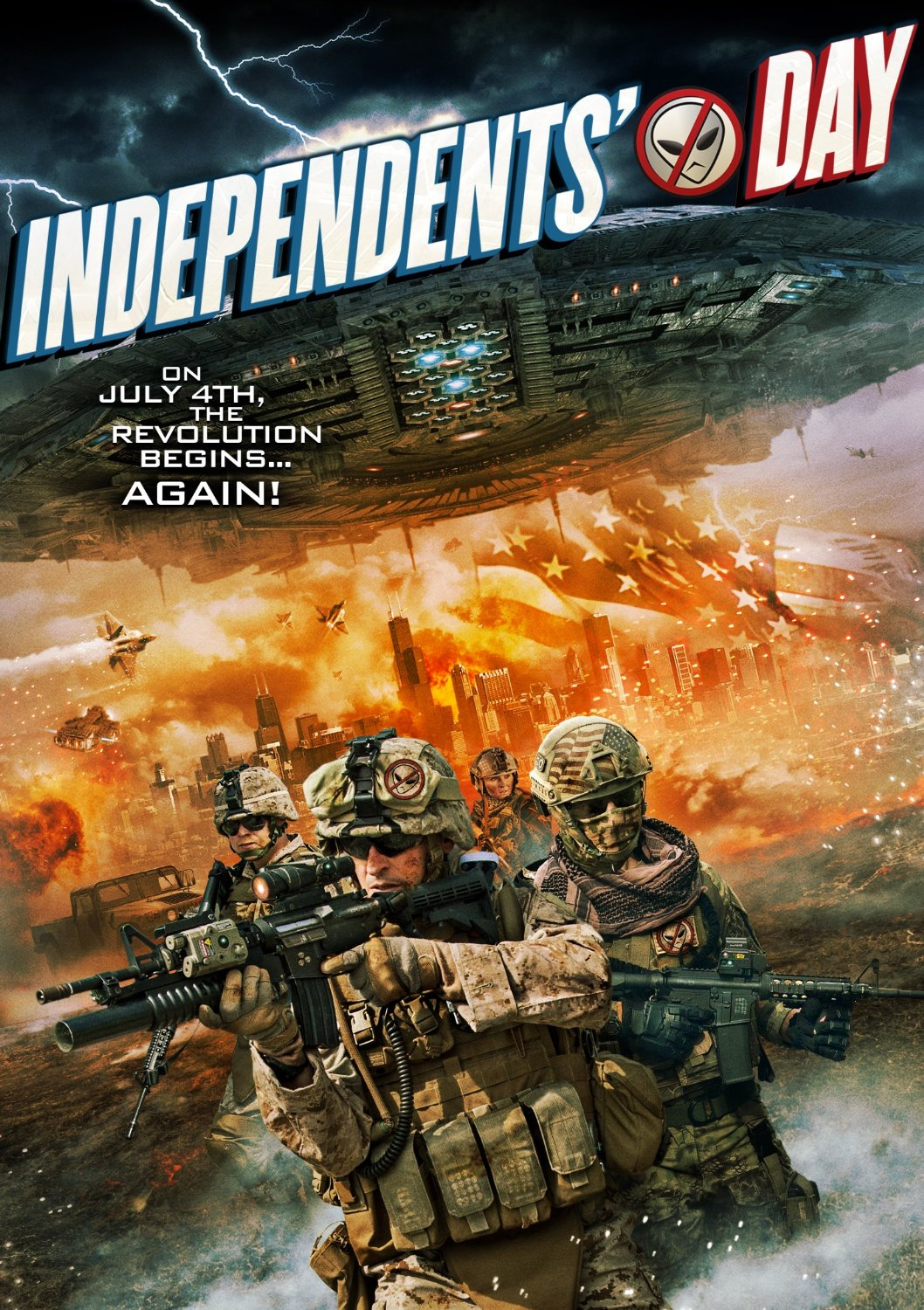 Independents' Day Legendado Torrent