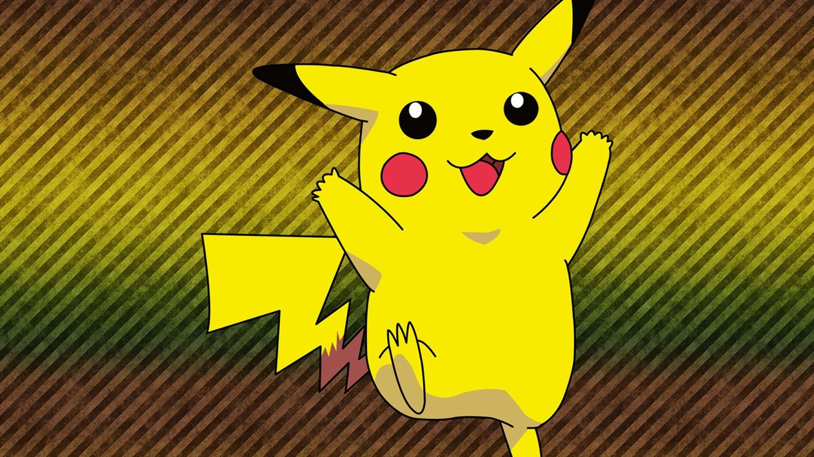 pikachu pokemon wallpaper - photo #20