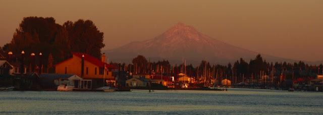 Hayden Island Columbia River Portland Oregon