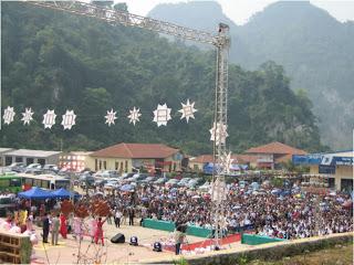 Lang Son celebrazione festività