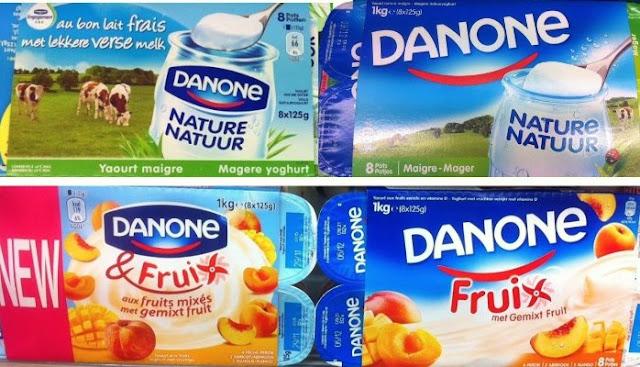 وظائف شاغرة فى شركة دانون DANONE فى السعودية 2021