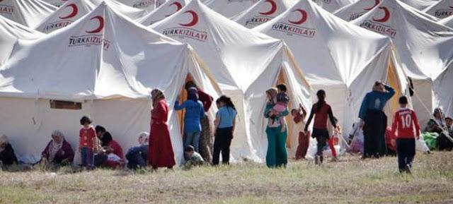 Ο ρόλος της Τουρκίας στην Προστασία των Σύριων προσφύγων