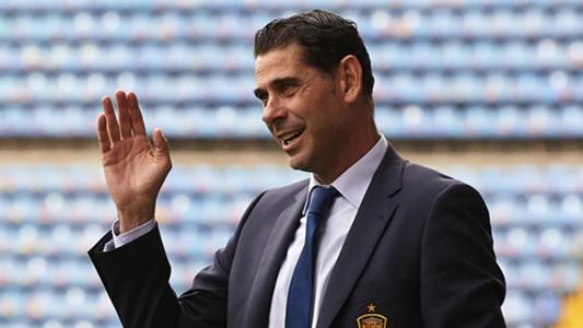 Pecat Lopetegui, Spanyol Resmi Jadikan Hierro Pelatih Baru