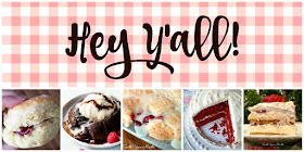 Hey Y'all! newsletter - 9 Valentine's recipes that'll knock ya naked!