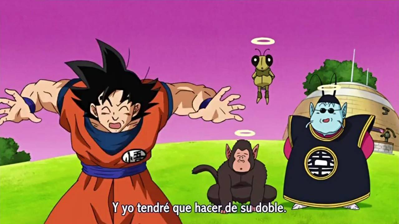 Dragon Ball Super cap 73 Sub Español