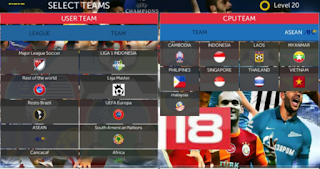 Download Game FTS 2018 Mod Apk Data Full Transfer + AFF Suzuki Cup For Android