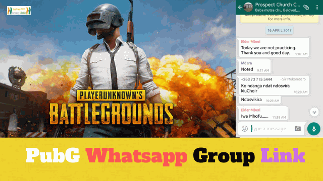 137+ Best Pubg Whatsapp Group Link List Collection pap gi