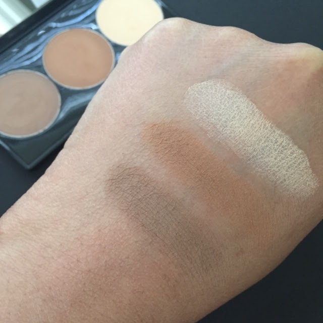 Step-by-Step Contour Stick by Smashbox #16