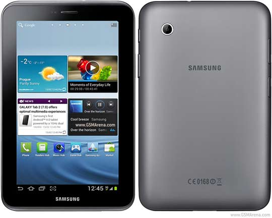 advantages of samsung galaxy tab 2 7.0