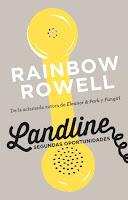 Resultado de imagen para landline rainbow rowell
