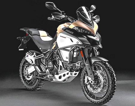Ducati Multistrada 1200 Enduro Pro Motor Adventure Terbaik Jaman Now