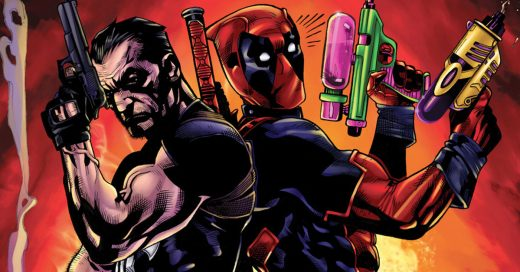 Marvel anuncia Deadpool vs. The Punisher