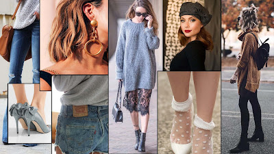 Top Trends Womens style 2018
