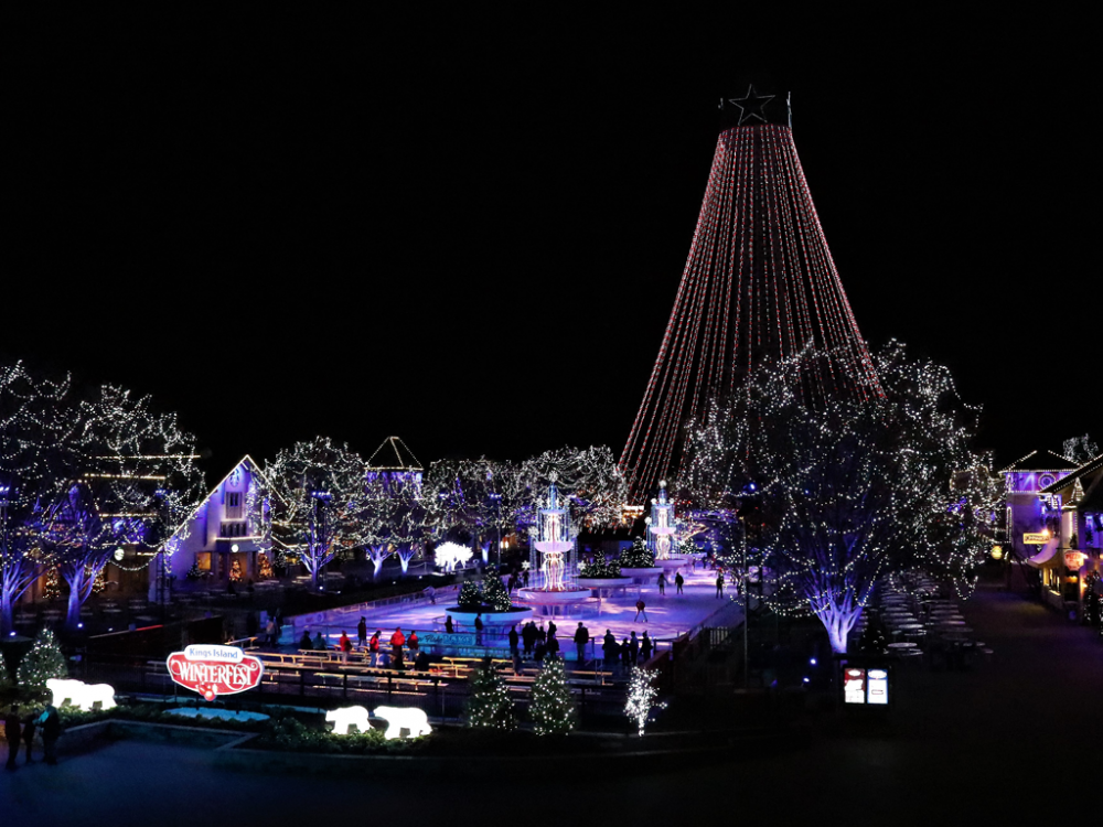 Kings Island Winterfest 3.0 Thoughts