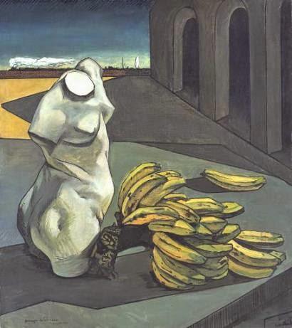 Incerteza do Poeta - Giorgio de Chirico ~ Representante da pintura metafísica