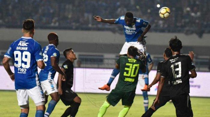 Video Cuplikan Gol Persib vs PSIS Semarang | Pekan 14 Gojek Liga 1 2018