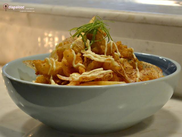 Mixed Frito from Hook by Todd English