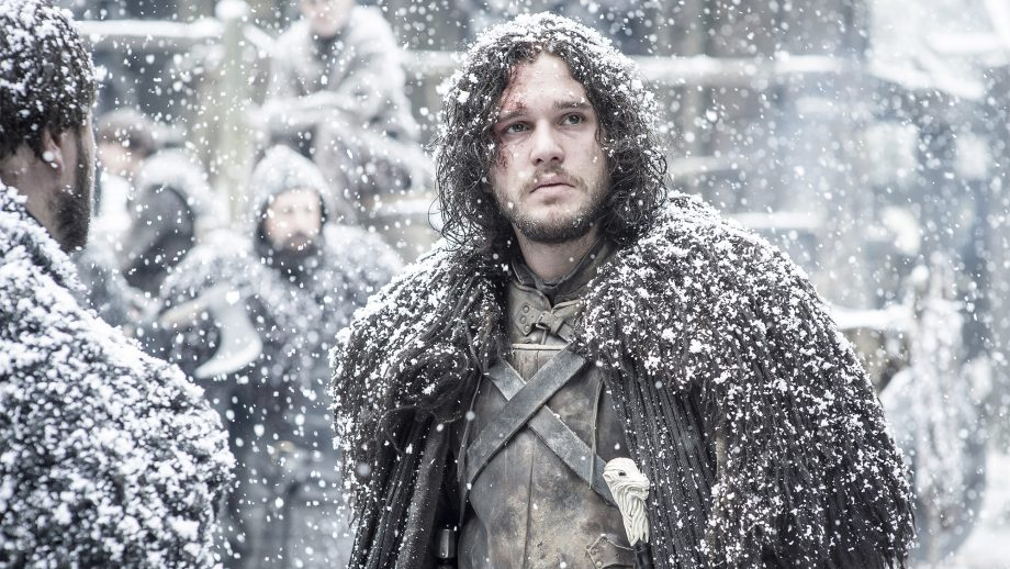 Kit Harington es Jon en Game of Thrones