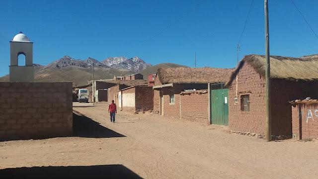 San Pablo de Lipez Bolivien