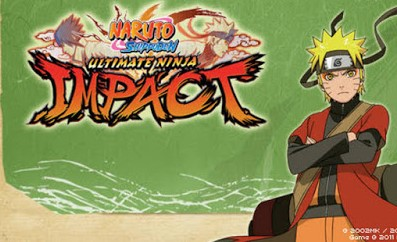Game PPSSPP Naruto Shippuden Ultimate Ninja Impact