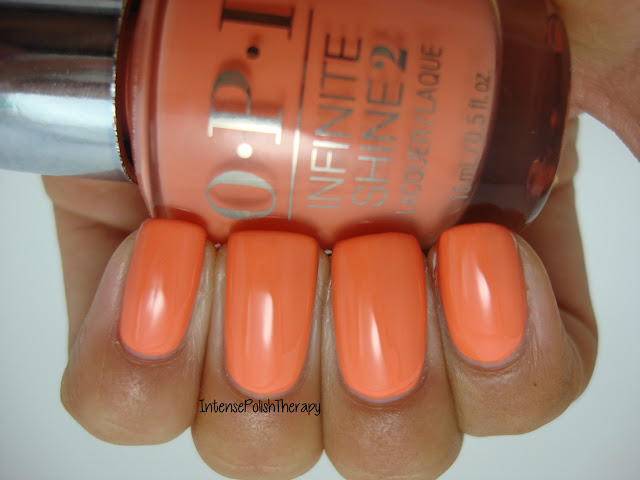 OPI - Infinite Shine - The Sun Never Sets