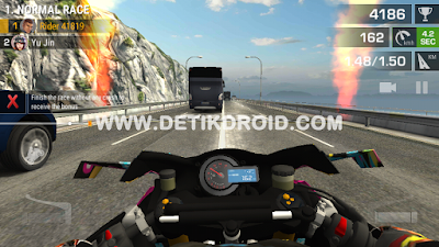 Racing Fever Moto Mod Apk Unlimited Money