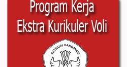 Contoh Program Kerja Ekstra Bola Voli Www Forumpendidikan Com