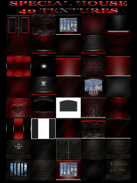 TEXTURES IMVU FOR SALE: SPECIAL HOUSE 40 TEXTURES FOR IMVU ROOMS