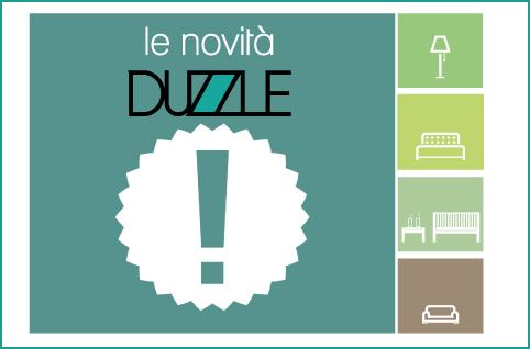 Duzzle novit di design per tutti gli ambienti blog di for Design per tutti