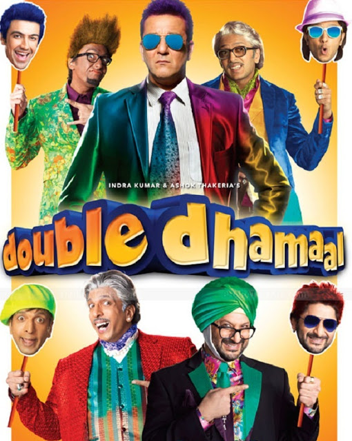 Double Dhamaal (2011) Full Movie Free Download HD 720p