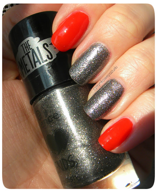 Wibo Incredible Gel 4 i Essence I Love trend 44 rebel at heart The Metals