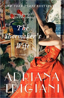 """Adult Book Group Reads """"The Shoemaker's Wife"""" for July 6 or 11, 2018"""