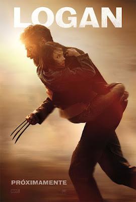 Póster en español de 'Logan'