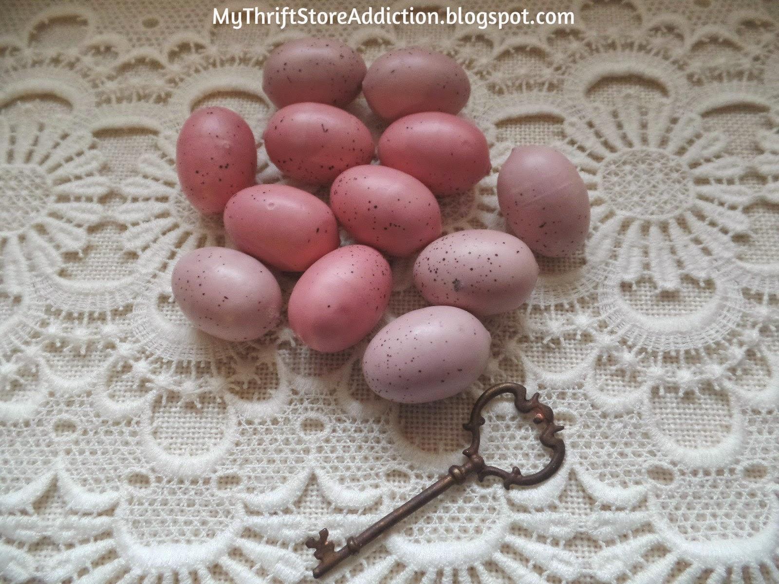 Thrift store eggs