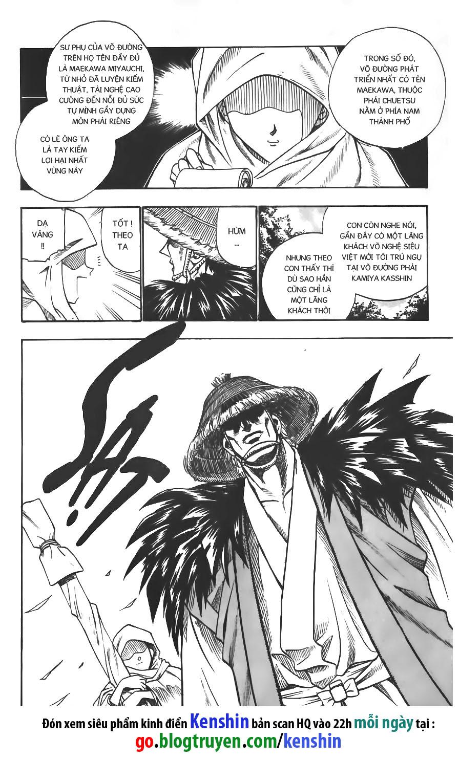 Rurouni Kenshin chap 34 trang 7