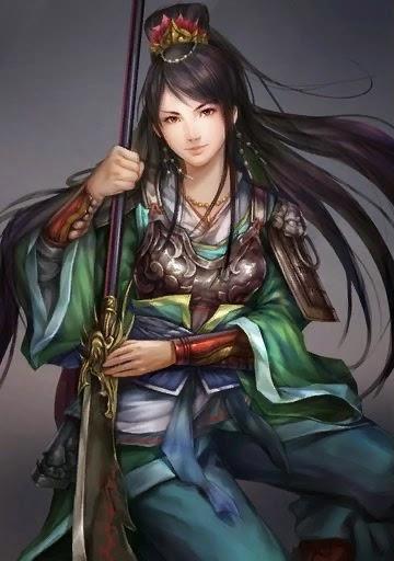 กวนอิ๋นผิง (Guan Yinping, 關銀屏)