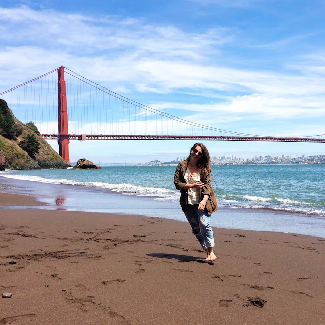 Kirby Cove - The Perfect Long Weekend in San Fran by Kelsey Social (@KelseySocial)
