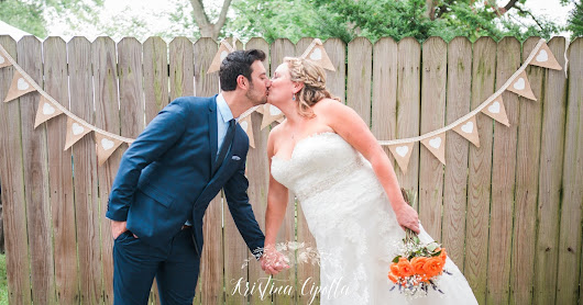 Kirsten & Vitto MARRIED - St. Louis Wedding Photographer - Belleville IL Wedding Photographer
