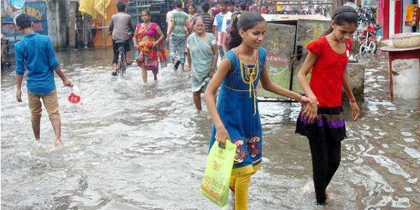 बिहार में बाढ से 91 लोगों की मौत, 33 लाख आबादी प्रभावित
